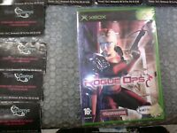 ROGUE OPS  xbox pal NUOVO