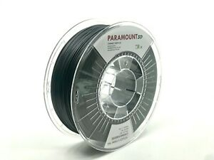 Paramount 3D PETG (Black Carbon Fiber) 1.75mm 1kg Filament