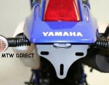 Yamaha DT125X & DT125R all years black R&G Racing tail tidy licence plate holder
