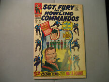 Sgt. Fury and His Howling Commandos #41 (1967, Marvel)