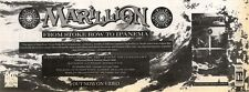 24/11/90 Pgn08 Advert: Marillion from Stoke Row To Ipanema On Video Now 4x11