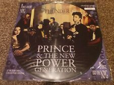 "PRINCE - Thunder(UK 1991 12"" PICTURE DISC VINYL SINGLE / MINT!!!!!)"