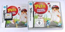 """Nintendo DS juego """"Petz hámster-Superstar"""" completamente"""