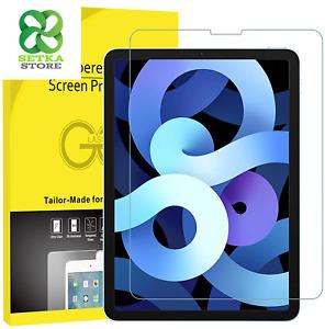 JETech Pellicola Protettiva Compatible iPad Air 4 10,9 Pollici, iPad Pro 11 Poll