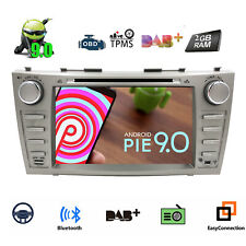 "Android9.0 8"" Car DVD GPS Player Nav Head Unit For Toyota CAMRY Aurion 2006-2011"