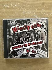 Motley Crue - Decade Of Decadence 81-91 CD Greatest Hits /  Best Of