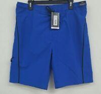 Roundtree & Yorke True Blue Zip Pocket Trunks Men's Swimwear NWT $45 Choose Size