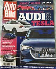 Auto Bild - Europas Nr. 1 Ausgabe 12 21.3.2019:Audi gegen Tesla/Super-SUV BMW X7