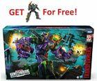 Transformers Earthrise Scorponok Titan Class War for Cybertron In Stock