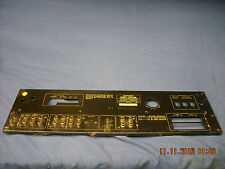 Pioneer SX-1080 back panel for multi-voltage version only