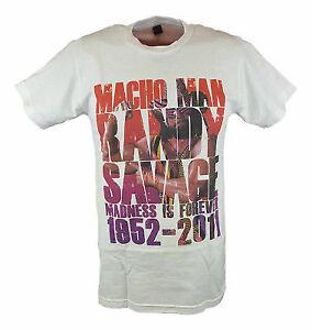 Macho Man Randy Savage Is Forever 1952-2011 Tribute T-shirt