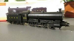 HORNBY R3424 slner 0-8-0 class q6 locomotive no 3418 dcc ready