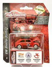 Majorette Volkswagen Beetle Toy Fair Model SALE!