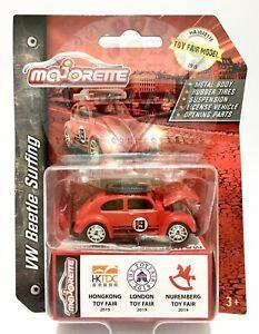 Majorette Volkswagen Beetle Toy Fair Model