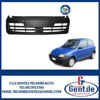 FIAT SEICENTO 600 dal 2000 al 2005 Paraurti anteriore mod. aria condizionata