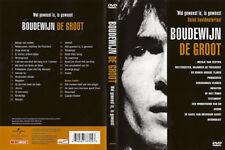 BOUDEWIJN DE GROOT - WAT GEWEEST IS, IS GEWEEST - UNIEK MATERIAAL DVD (NEW)