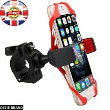 UNIVERSAL BICYCLE MOTORCYCLE CYCLE HANDLEBAR MOUNT STAND HOLDER FOR SMART PHONES