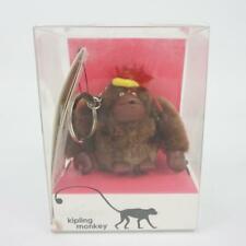"""Kipling Thanksgiving Monkey Keychain Keyring Key Fob """"Turkey"""""""
