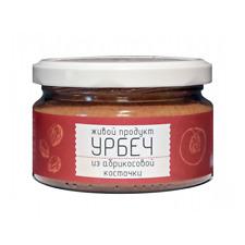 Urbech - 100% Pure Apricot Kernel Paste SuperFood Vegan - 225 g (rus. Урбеч)