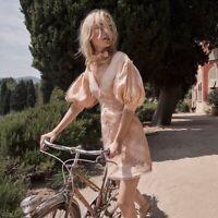 🔥 MAKE AN OFFER 🔥 (SIZE 2) BNWT RARE ZIMMERMANN Painted Heart Blossom Dress