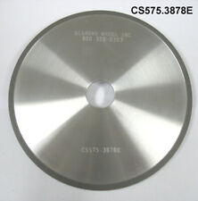 """CBN 5-3/4"""" Chainsaw Wheels for 3/8 and .404 Steel Chains 7/8 Arbor Hole"""