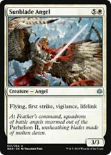MTG -War of the Spark- 4X Sunblade Angel -031/264 - Uncommon - NM/M