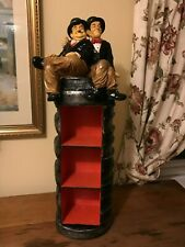 Rare Laurel and Hardy on Film Reels CD Rack Holder