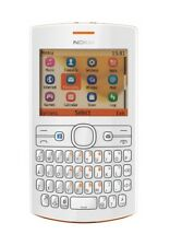 Nokia Asha 205 in Orange-Weiß Handy Dummy Attrappe - Requisit, Deko, Ausstellung