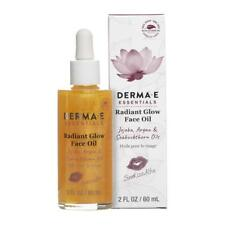 NEW Derma E Sunkissalba Radiant Glow Oil 2 oz Jojoba Argan Seabuckthorn Oils