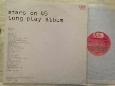 Stars On 45 / Long Tall Ernie And The Shakers – Stars On 45 Long Play Albu - LP
