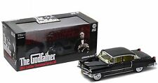 GREENLIGHT 1:18 AUTO DIE CAST CADILLAC FLEETWOOD SERIES 60 1955 NERO ART 12949