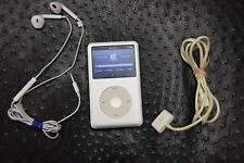 EXCLT+ Apple iPod classic 7th SILVER  (160GB SSD) 1y WARRANTY MC297LL/A FREE S/H
