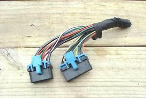 1987-92 CHEVROLET R,V10 20 30 PICKUP ECM WIRE HARNESS PIGTAIL