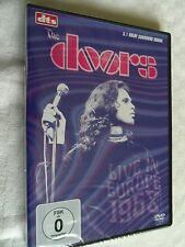 DVD   MUSICAL  THE DOORS  LIVE IN EUROPE 1968
