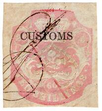 (i. b) QV ingresos: derechos de aduana 10/- (Die I)