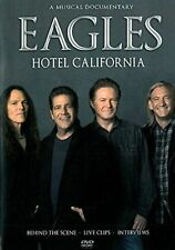 THE EAGLES: HOTEL CALIFORNIA - A MUSICAL DOCUMENTARY NEW REGION 2 DVD