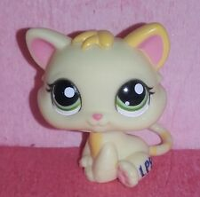 authentic LPS 1649 baby cat puppy BEBE CHAT littlest petshop HASBRO