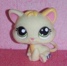 authentic LPS 1649 baby cat puppy BEBE CHAT littlest petshop HASBRO