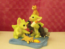 Pocket Dragon Herding The Cats - Only 1000 Made - signed