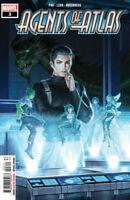 Agents of Atlas #3 Marvel Comics Jung-Geun Yoon Cover A 1ST PRINT 2019