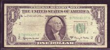 Error Note: $1 Frn. Federal Reserve Seal Omitted! Fr #1901B. 1963A Ny. Fine.