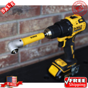 """DEWALT Right-angle Degree Drill Adapter Magnetic Attachment Tool Compact 1-1/2 """""""