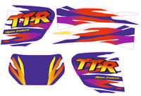 Fits Yamaha TTR 250 04. FREE Name & No. Custom decal graphics sticker kit