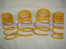 Lowered Front and Rear KING Springs to suit NISSAN S15 200SX Models