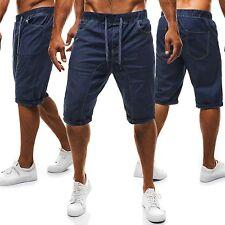 Damen-Denim Herren-Shorts & -Bermudas aus Baumwollmischung