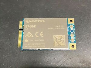 Quectel EP06-E CAT6 300M mini pcie LTE-A IoT M2M-optimized