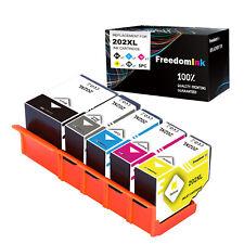 5x Druckerpatronen für Epson 202 XL Expression Premium XP6000 XP6005 XP6100 6105