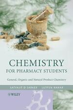 Chemistry for Pharmacy Students : General, Organic and Natural Product...