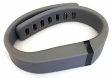 Small S Grey Replacement Band with Clasp For Fitbit Flex Bracelet /No Tracker