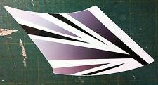 cupolino DX B.N. Triumph Speed /Street Triple  -adesivi/adhesives/stickers/decal
